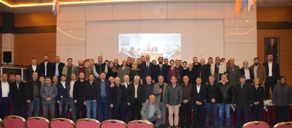 AK Parti Balıkesir'de delege seçimlerine start verildi