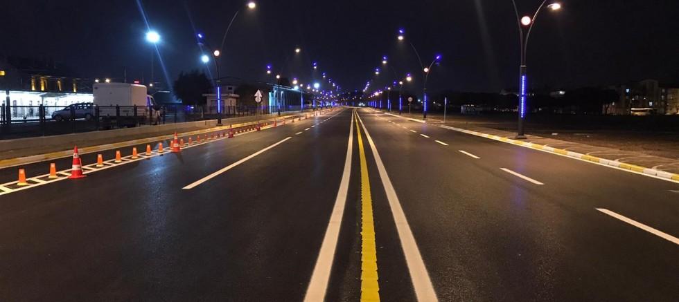 Alternatif yollar trafik yoğunluğunu azaltacak